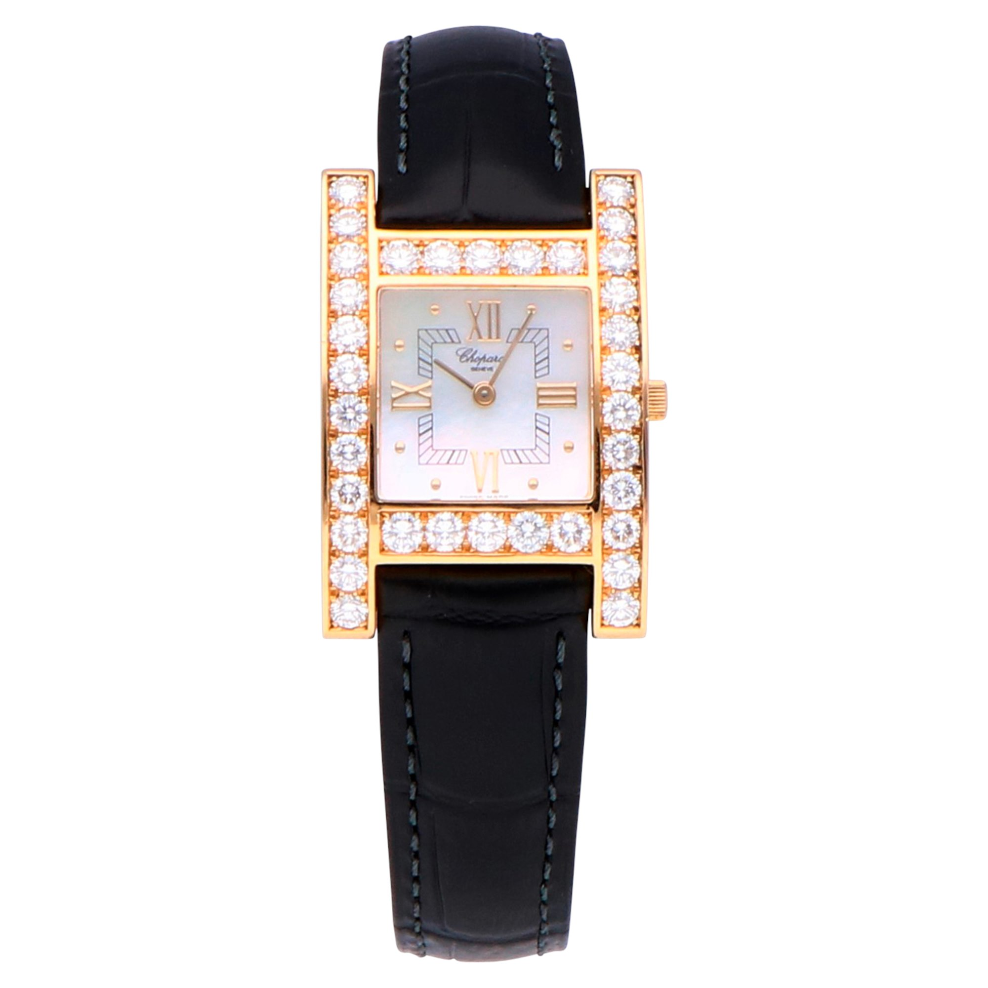 Chopard Your Hour 18k Rose Gold 13/6621