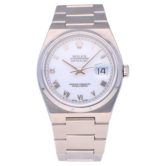 Rolex Datejust Oysterquartz Stainless Steel - 17000A