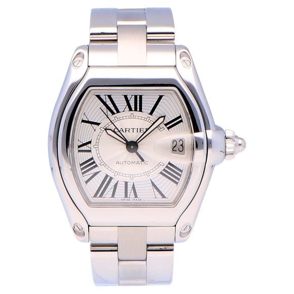 Cartier Roadster Stainless Steel - 2510