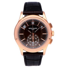 Patek Philippe Complications Annual Calender 18k Rose Gold - 5905R-001