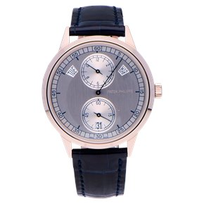 Patek Philippe Complications Annual Calender 18k White Gold - 5235G-001