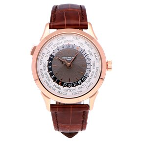 Patek Philippe Complications Worldtime 18k Rose Gold - 5230R-001