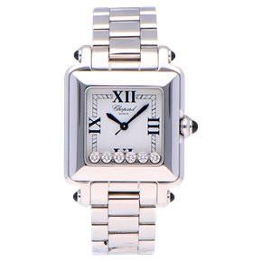 Chopard Happy Sport Square Stainless Steel - 278325-3006