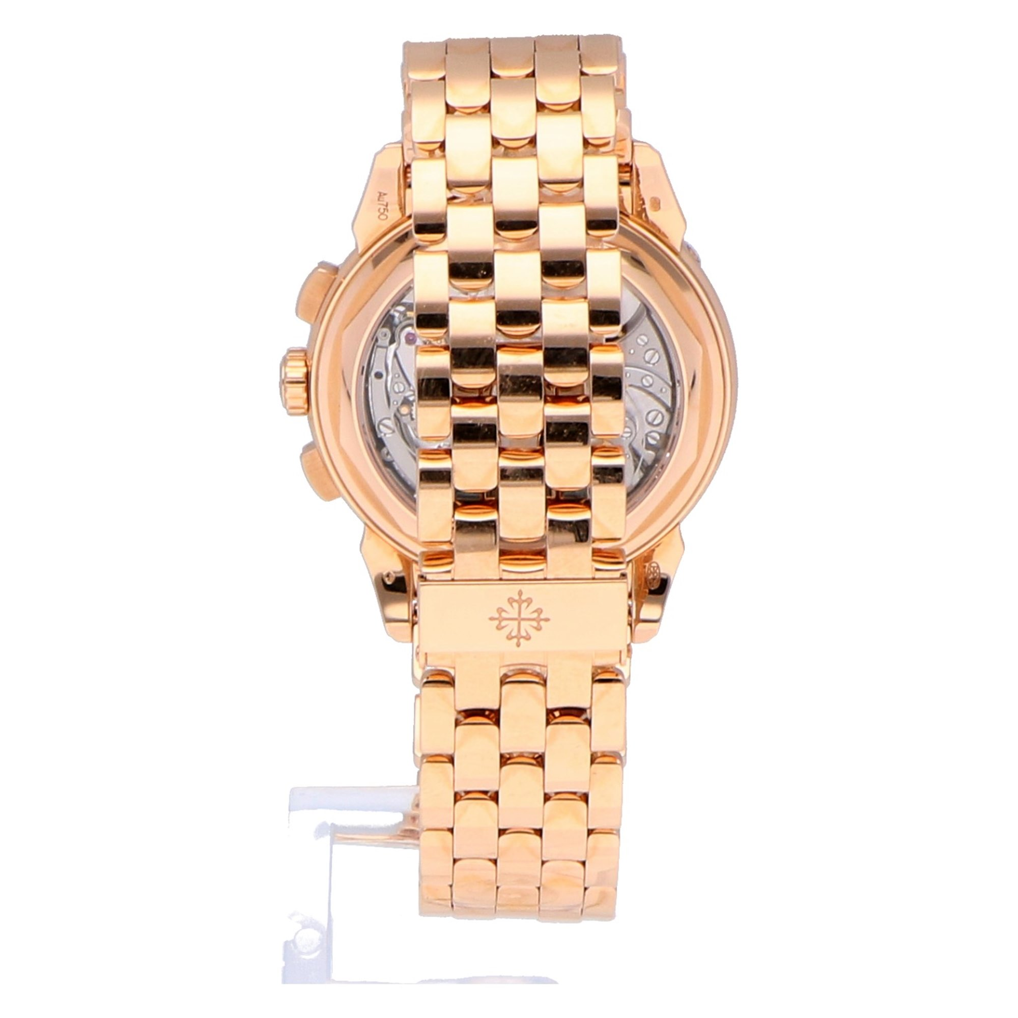 Patek Philippe Grand Complications Perpetual Calendar Chronograph 18k Rose Gold 5270/1R-001