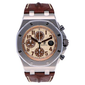 Audemars Piguet Royal Oak Offshore Stainless Steel - 26470ST.OO.A801CR.01