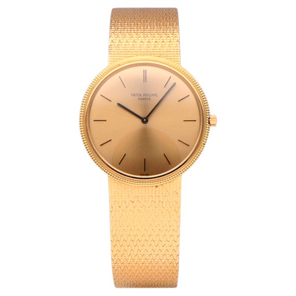 Patek Philippe Calatrava 18k Yellow Gold - 3520
