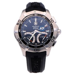 Tag Heuer Aquaracer 'Philip Cocu' - CAF7010.FT8011