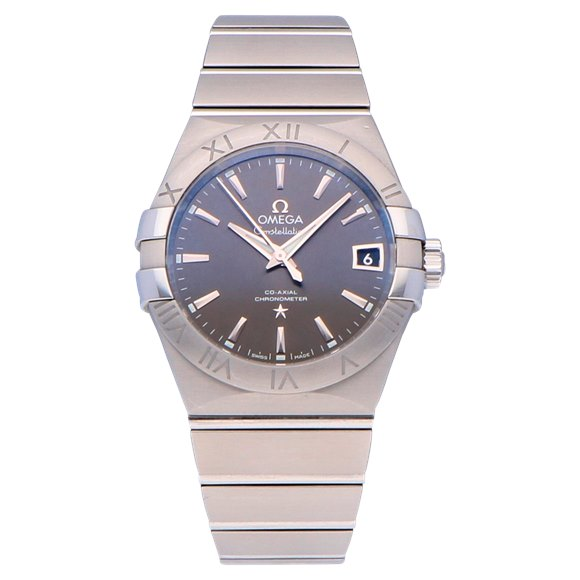 Omega Constellation Stainless Steel - 123.10.38.21.06.001