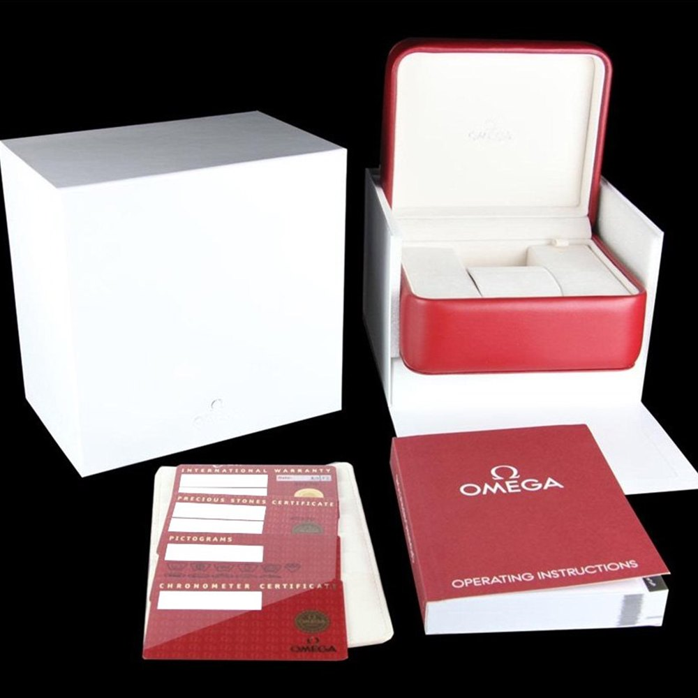 Omega De Ville Ladymatic Stainless Steel 425.30.34.20.51.001