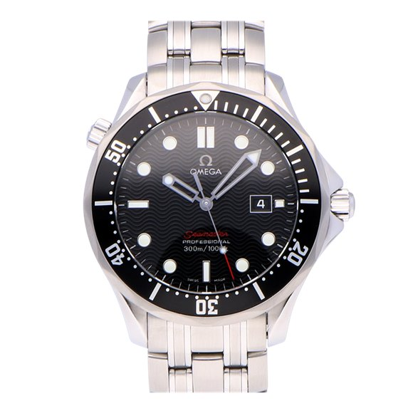 Omega Seamaster Diver 300m Stainless Steel - 212.30.41.61.01.001