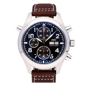 IWC Pilot's Watch Stainless Steel - IW371808