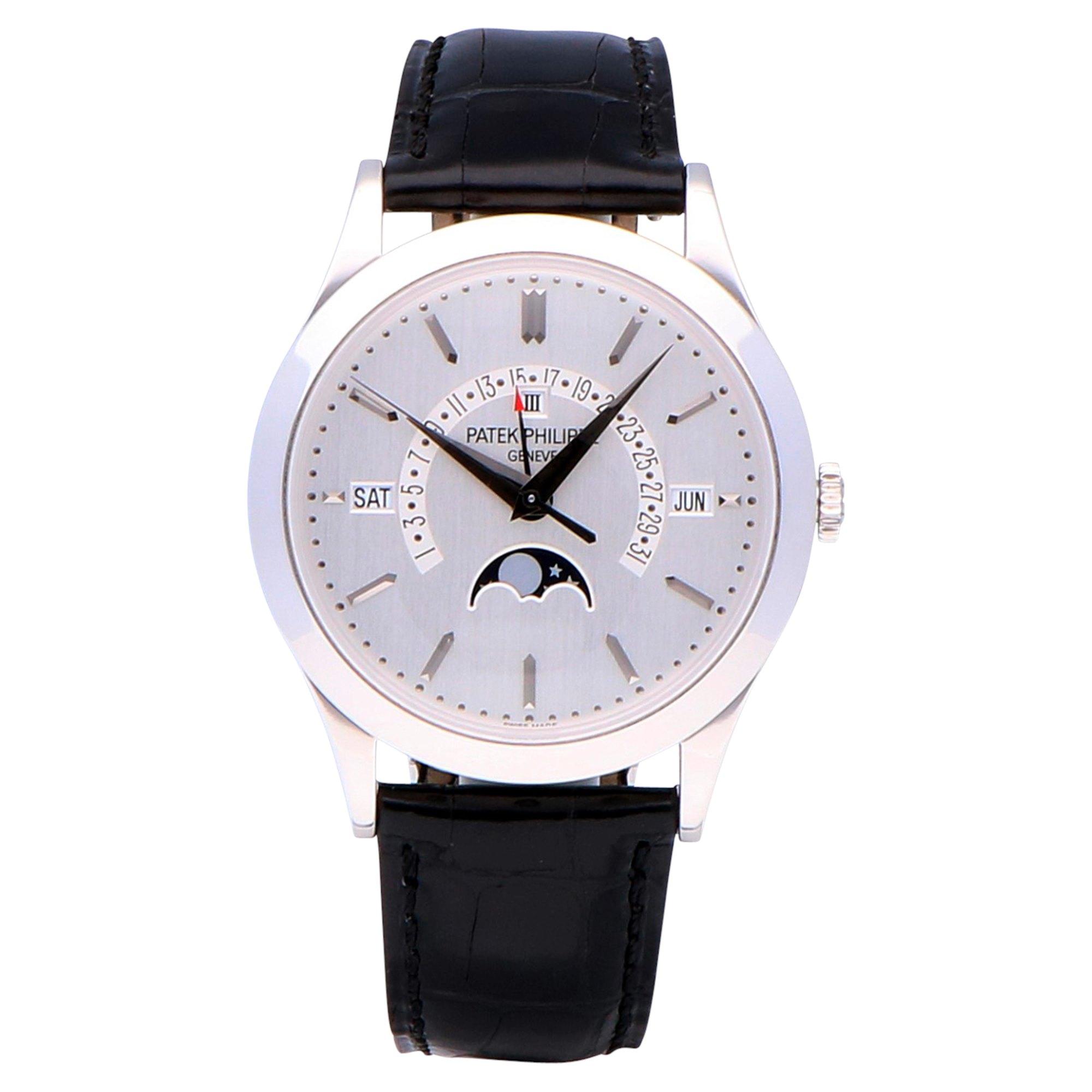Patek Philippe Grand Complications Perpetual Calendar Platinum 5496P-001