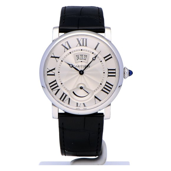 Cartier Rotonde Stainless Steel - W1556369