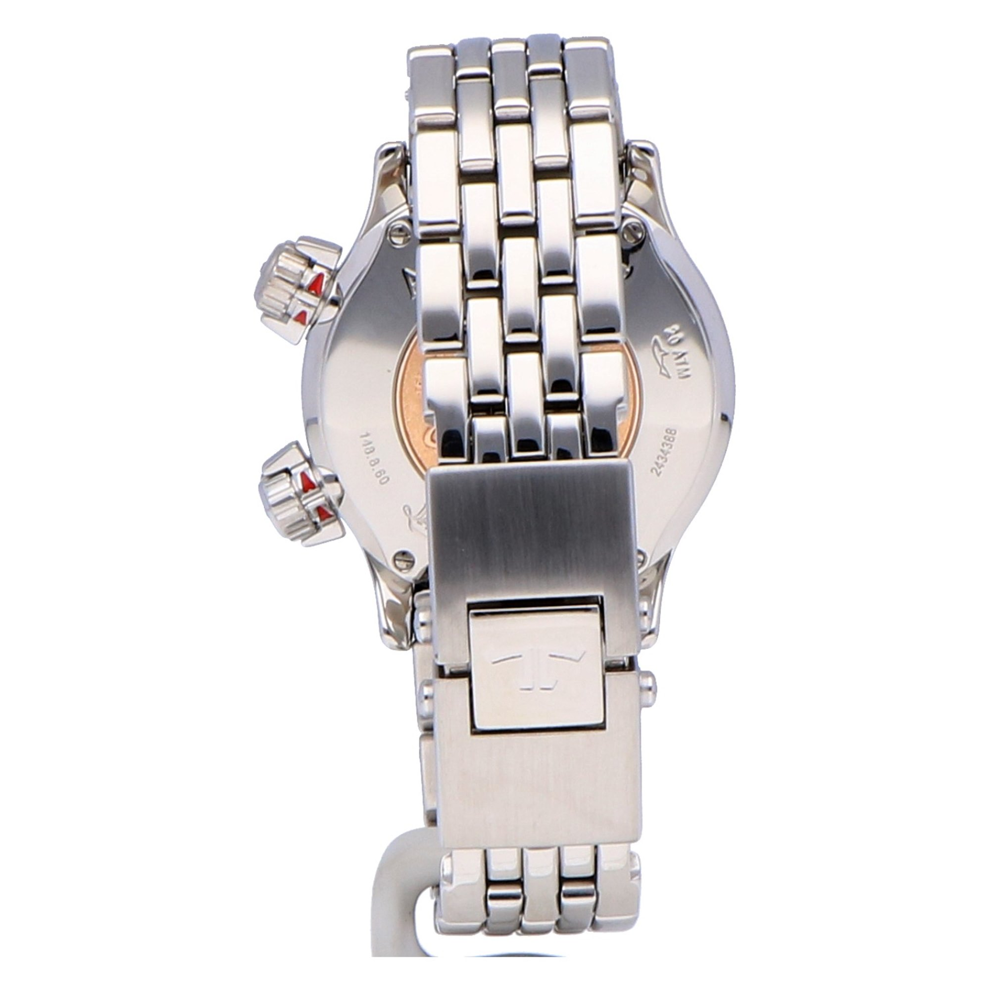 Jaeger-LeCoultre Master Compressor Stainless Steel Q1728420