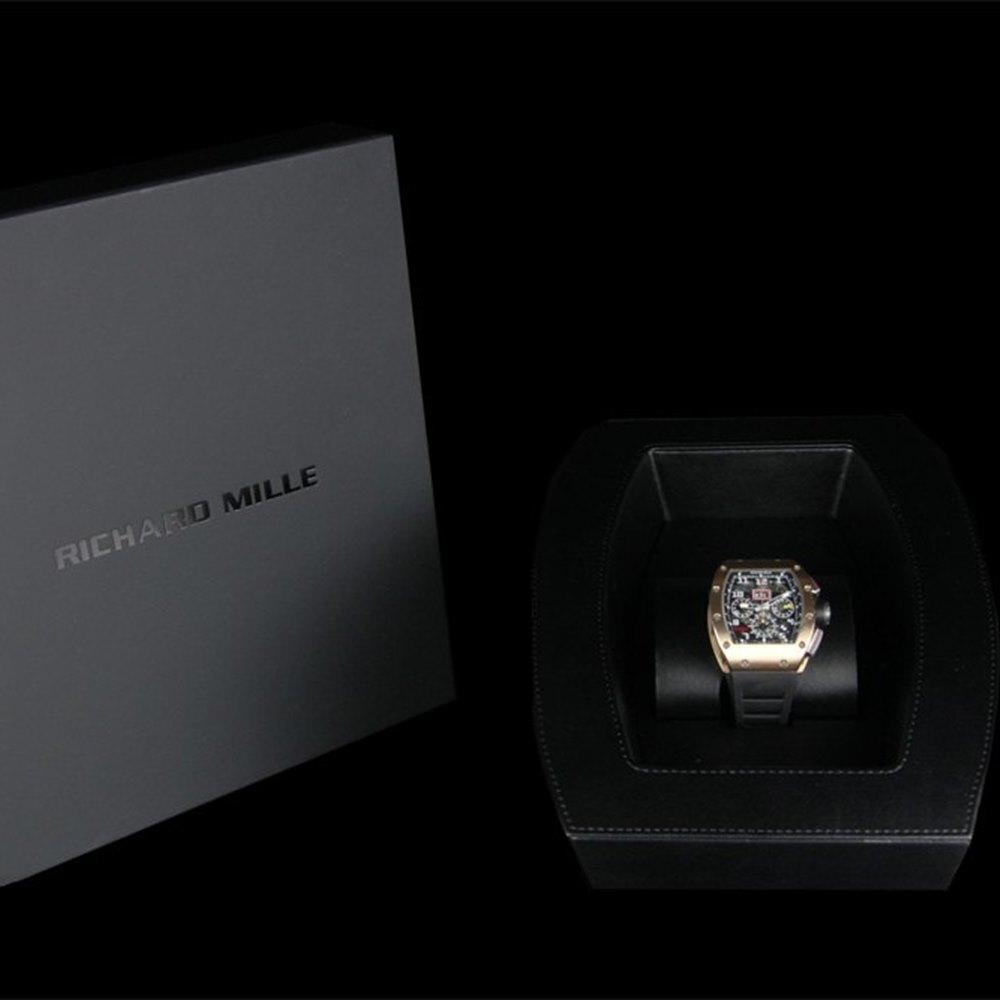 Richard Mille RM011 18k Rose Gold & Titanium RM-011-FM