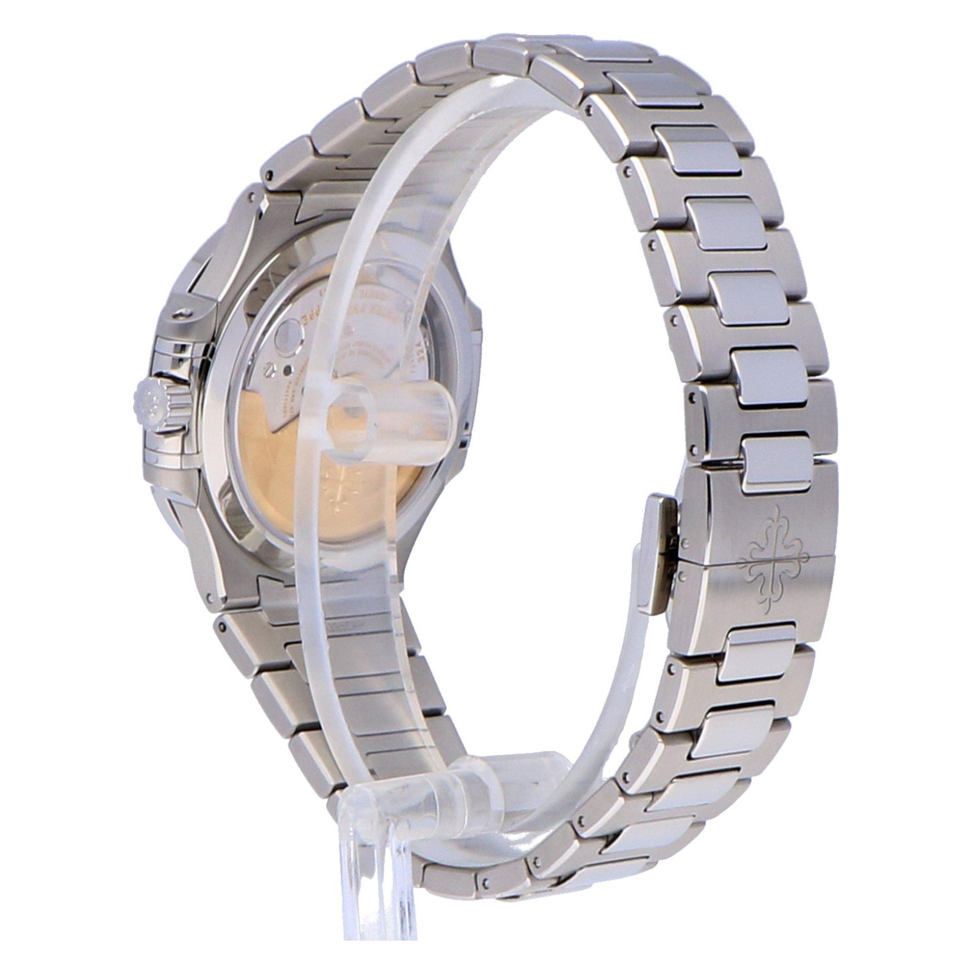 Patek Philippe Nautilus Ladies Stainless Steel 7118/1200A-010OCC