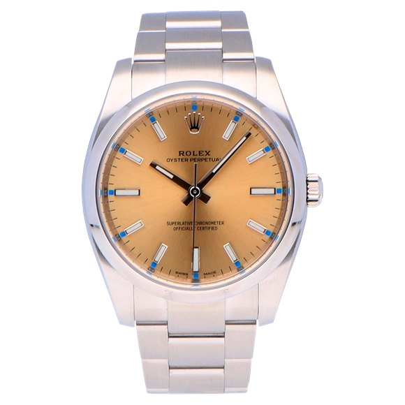 Rolex Oyster Perpetual Stainless Steel - 114200