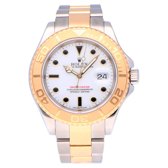 Rolex Yacht-Master Stainless Steel & Yellow Gold - 16623