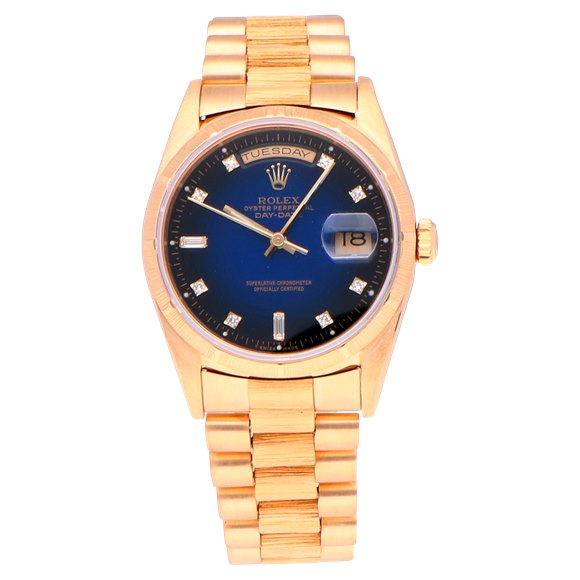 Rolex Day-Date 18k Yellow Gold - 18248