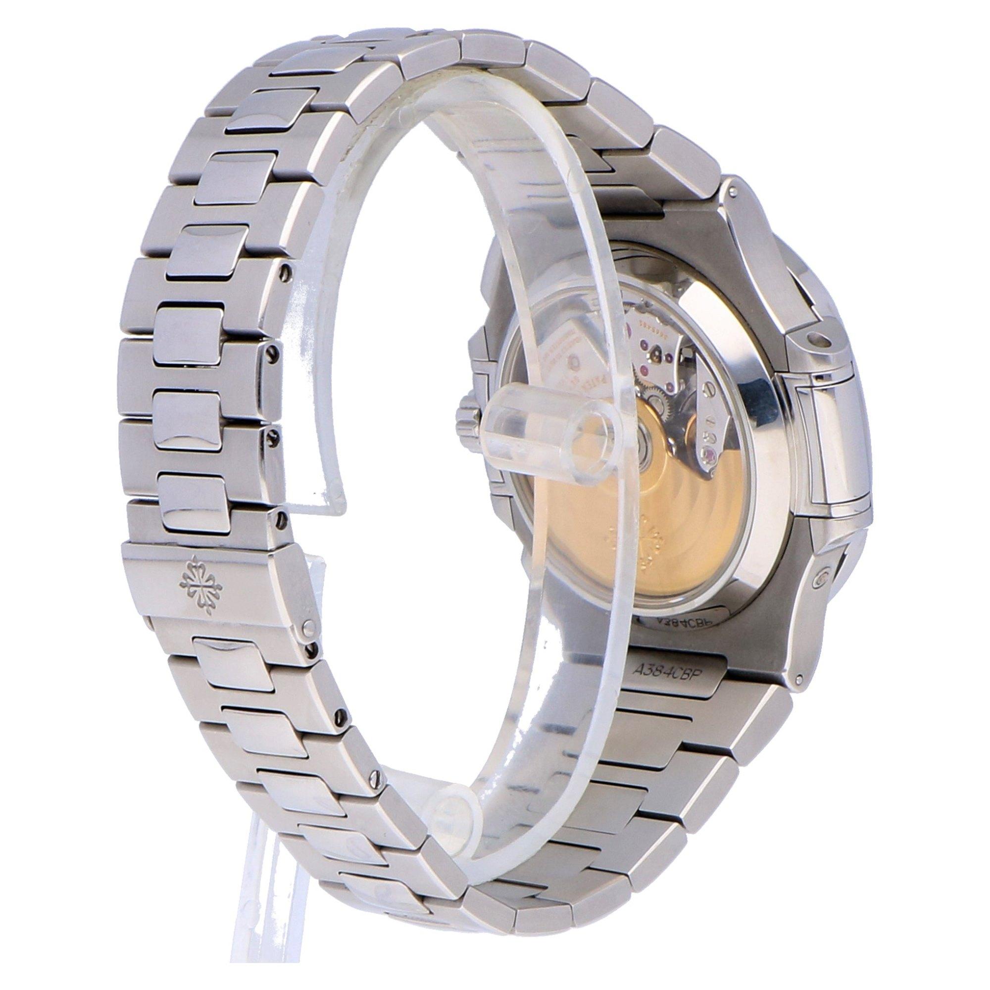 Patek Philippe Nautilus Stainless Steel 5980/1A-001