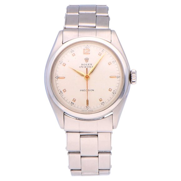 Rolex Oyster Precision Stainless Steel - 6022