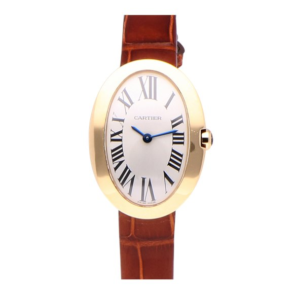 Cartier Baignoire 18k Yellow Gold - 3208