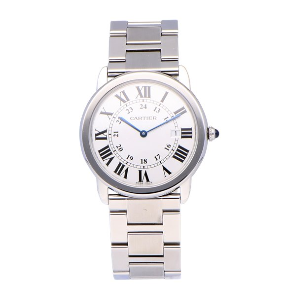 Cartier Ronde Solo Stainless Steel - W6701005