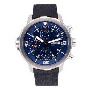 IWC Aquatimer Stainless Steel - IW376805