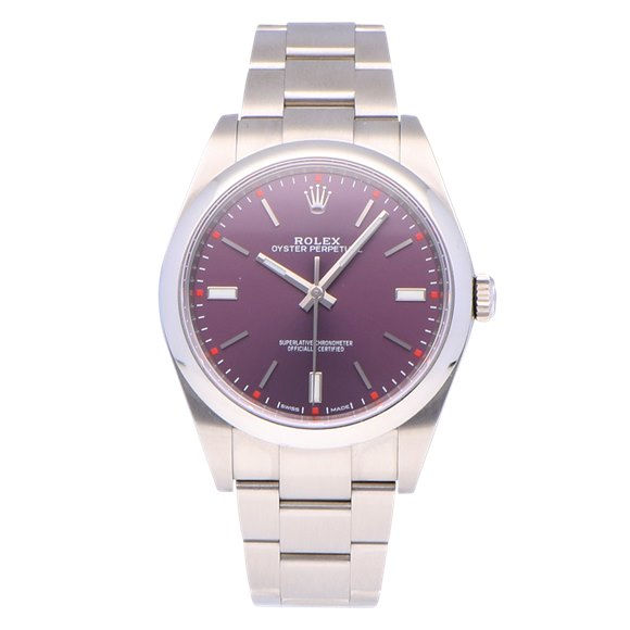 Rolex Oyster Perpetual Stainless Steel - 114300