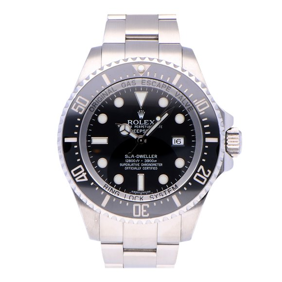 Rolex Sea-Dweller Deepsea Stainless Steel - 116660