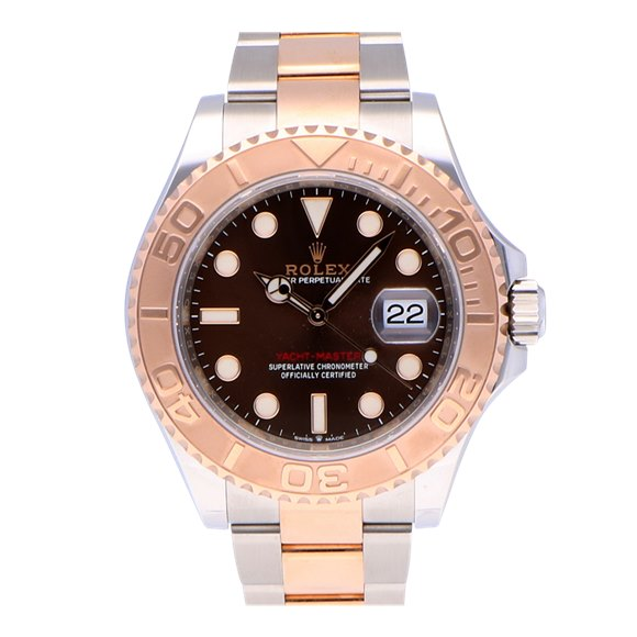 Rolex Yacht-Master Stainless Steel & Rose Gold - 126621