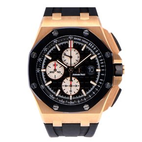 Audemars Piguet Royal Oak Offshore 18k Rose Gold - 26401RO.OO.A002CA.01