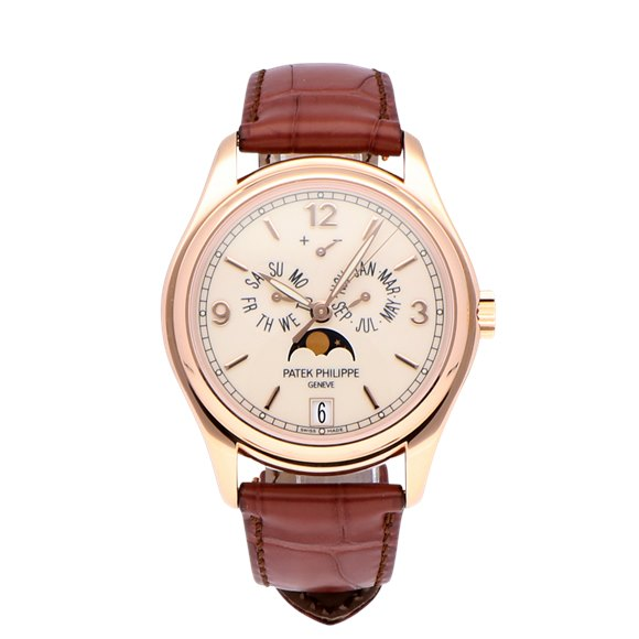 Patek Philippe Complications Annual Calendar 18k Rose Gold - 5146R-001