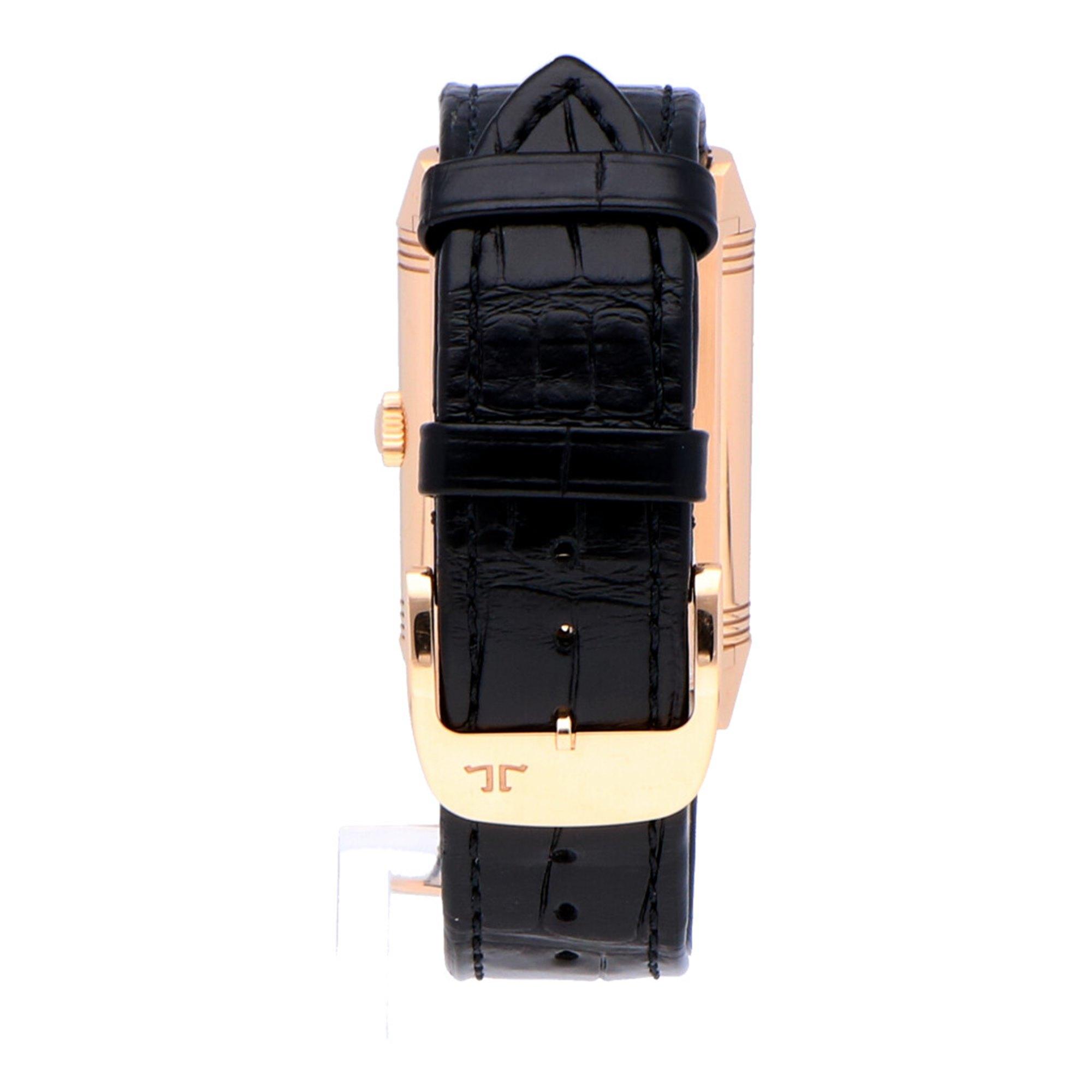 Jaeger-LeCoultre Reverso 18k Rose Gold Q3842520