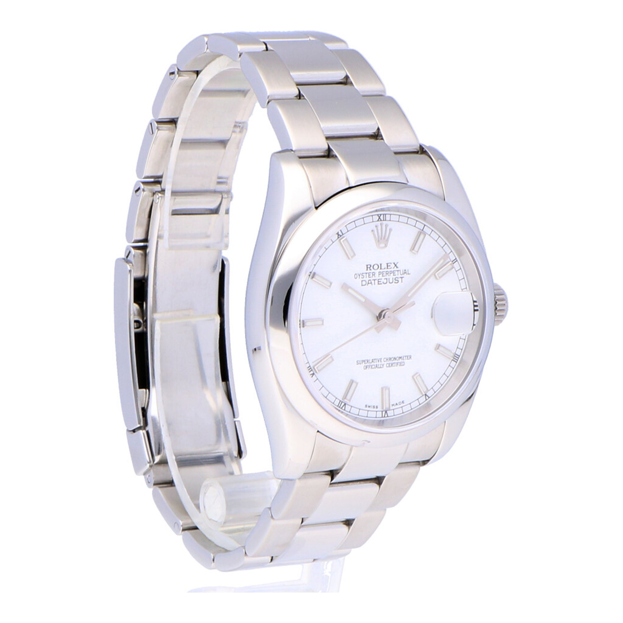 Rolex Datejust Stainless Steel 116200