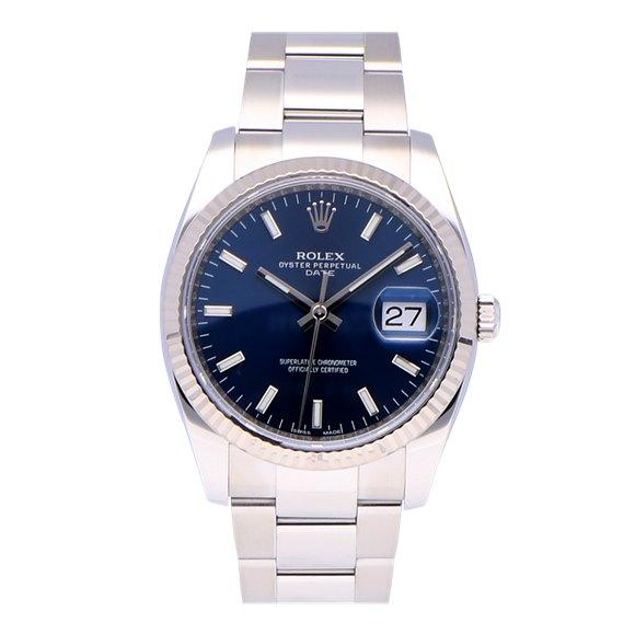 Rolex Datejust Stainless Steel - 115234