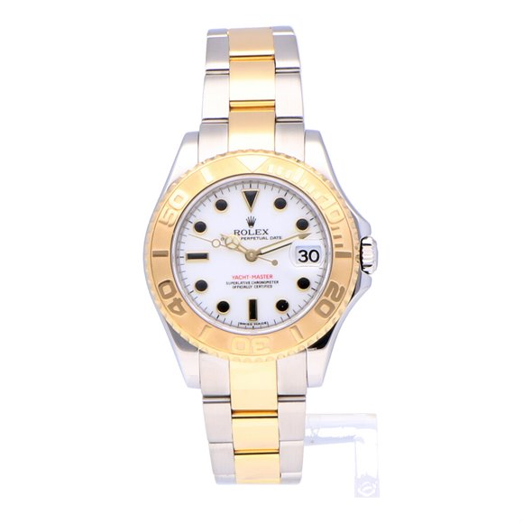 Rolex Yacht-Master Stainless Steel & Yellow Gold - 168623