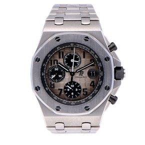 Audemars Piguet Royal Oak Offshore Platinum - 26470PT.OO.1000PT.01