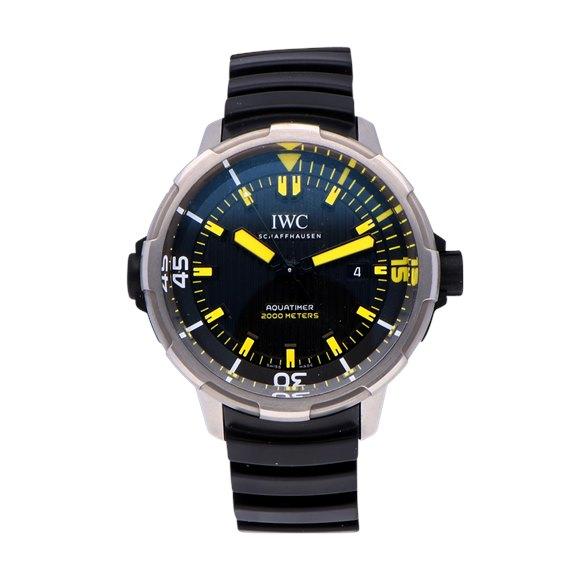 IWC Aquatimer Titanium - IW358001