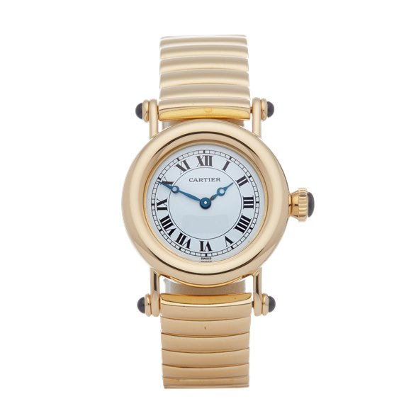 Cartier Diabolo 18K Yellow Gold - 1440
