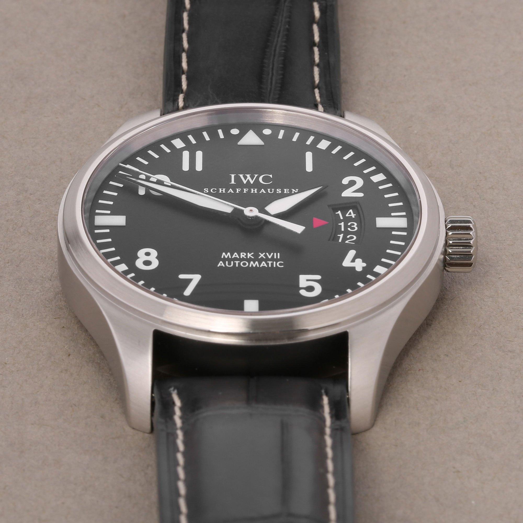 IWC Mark XVII Pilots Stainless Steel IW326501