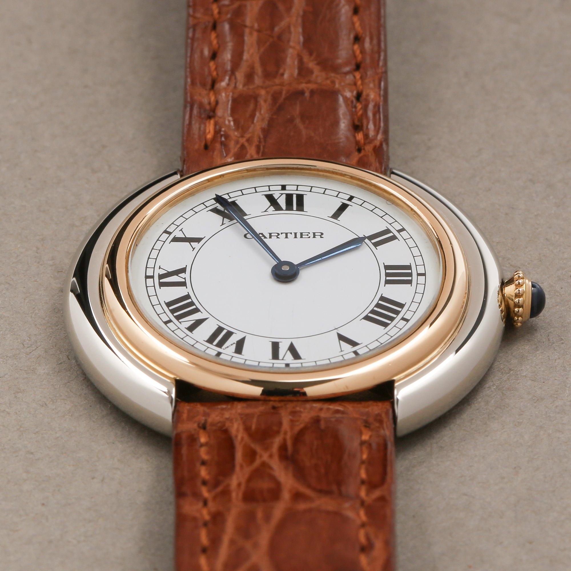 Cartier Vendome Paris 18K Yellow Gold 81721200