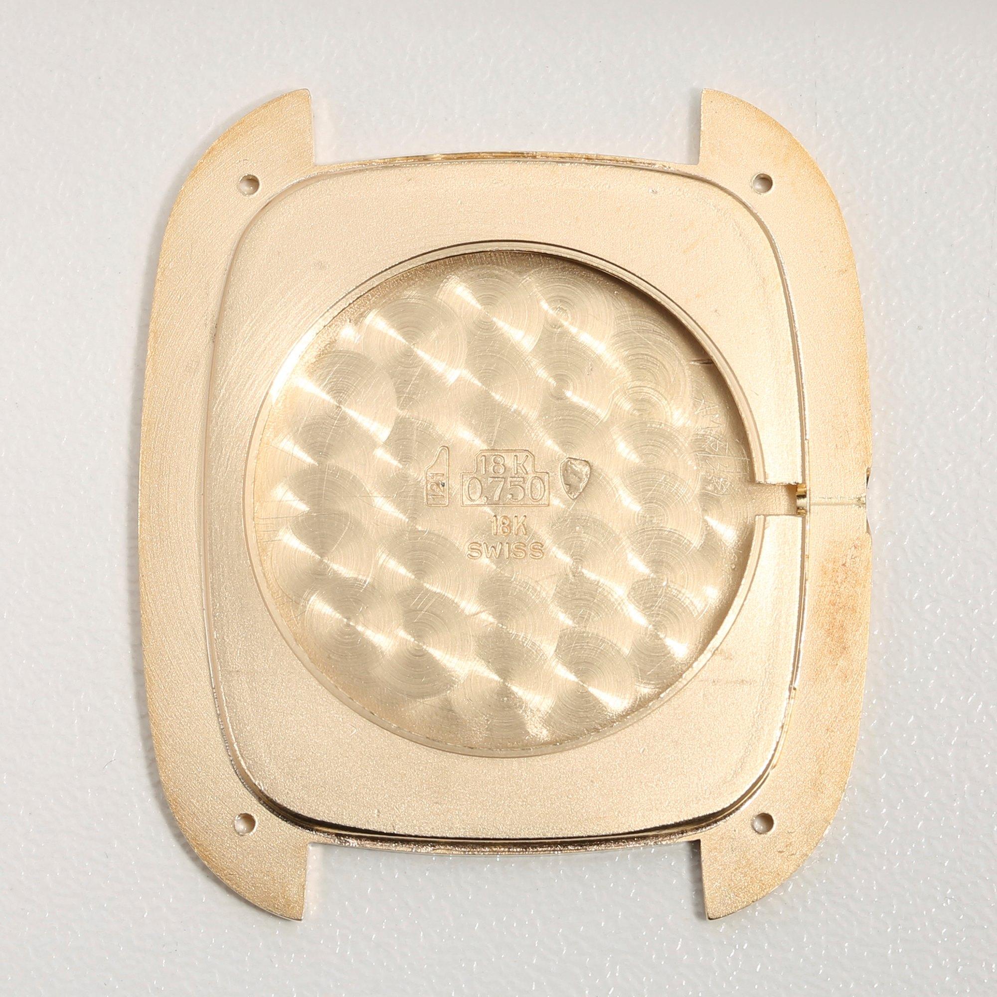 Cartier Gondole Jumbo Paris 18K Yellow Gold - 81720400 Yellow Gold 81720400