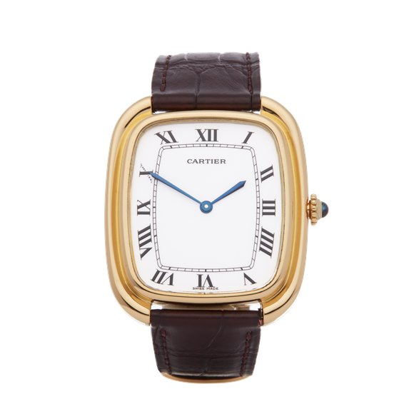 Cartier Gondole Jumbo Paris 18K Yellow Gold - 81720400