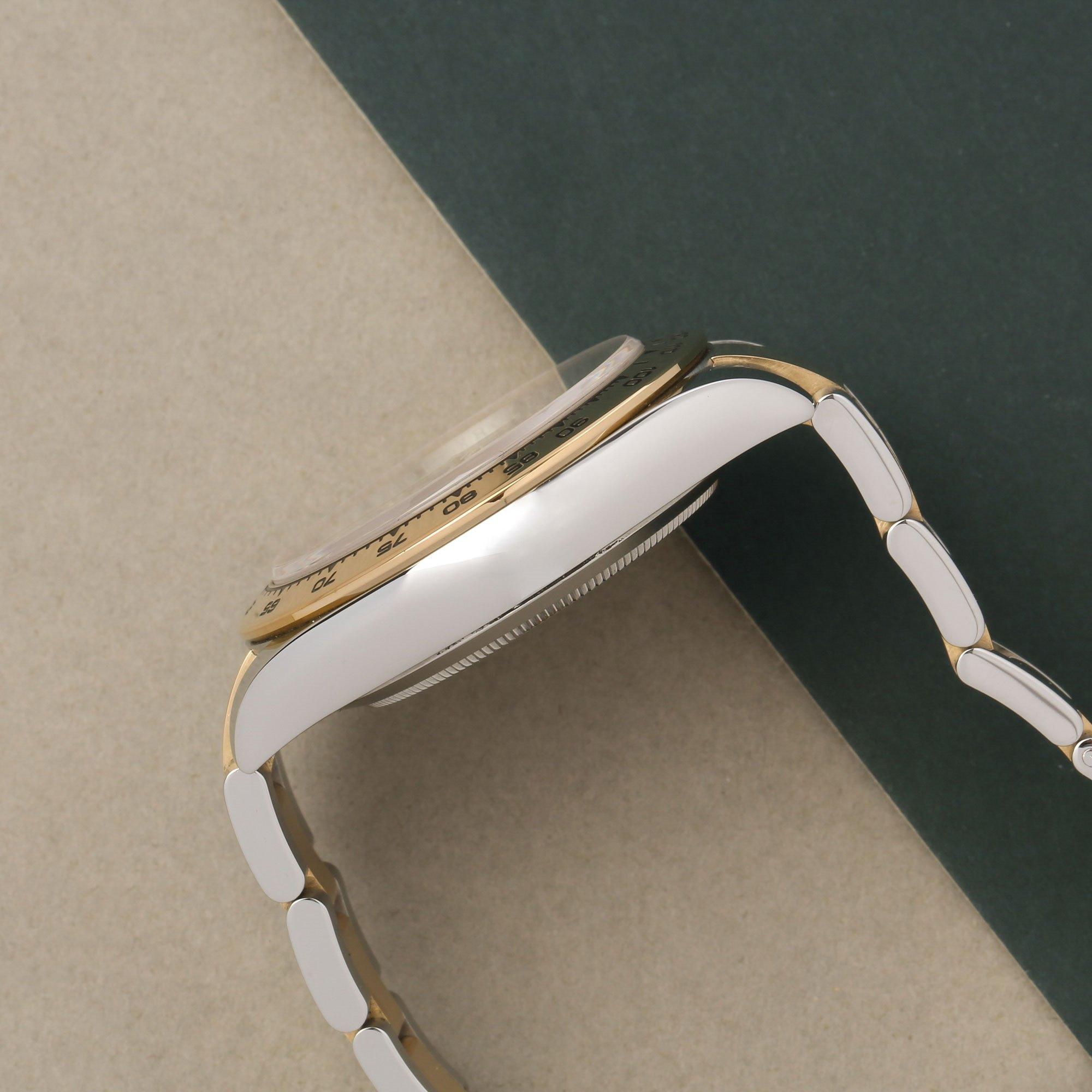 Rolex Daytona Cosmograph 18K Stainless Steel & Yellow Gold 116503