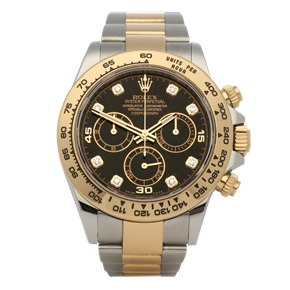 Rolex Daytona Cosmograph 18K Stainless Steel & Yellow Gold - 116503