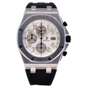 Audemars Piguet Royal Oak Offshore Stainless Steel - 26020ST.OO.D001N.02