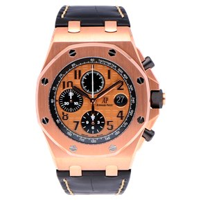 Audemars Piguet Royal Oak Offshore 18k Rose Gold - 26470OR.OO.A002CR.01