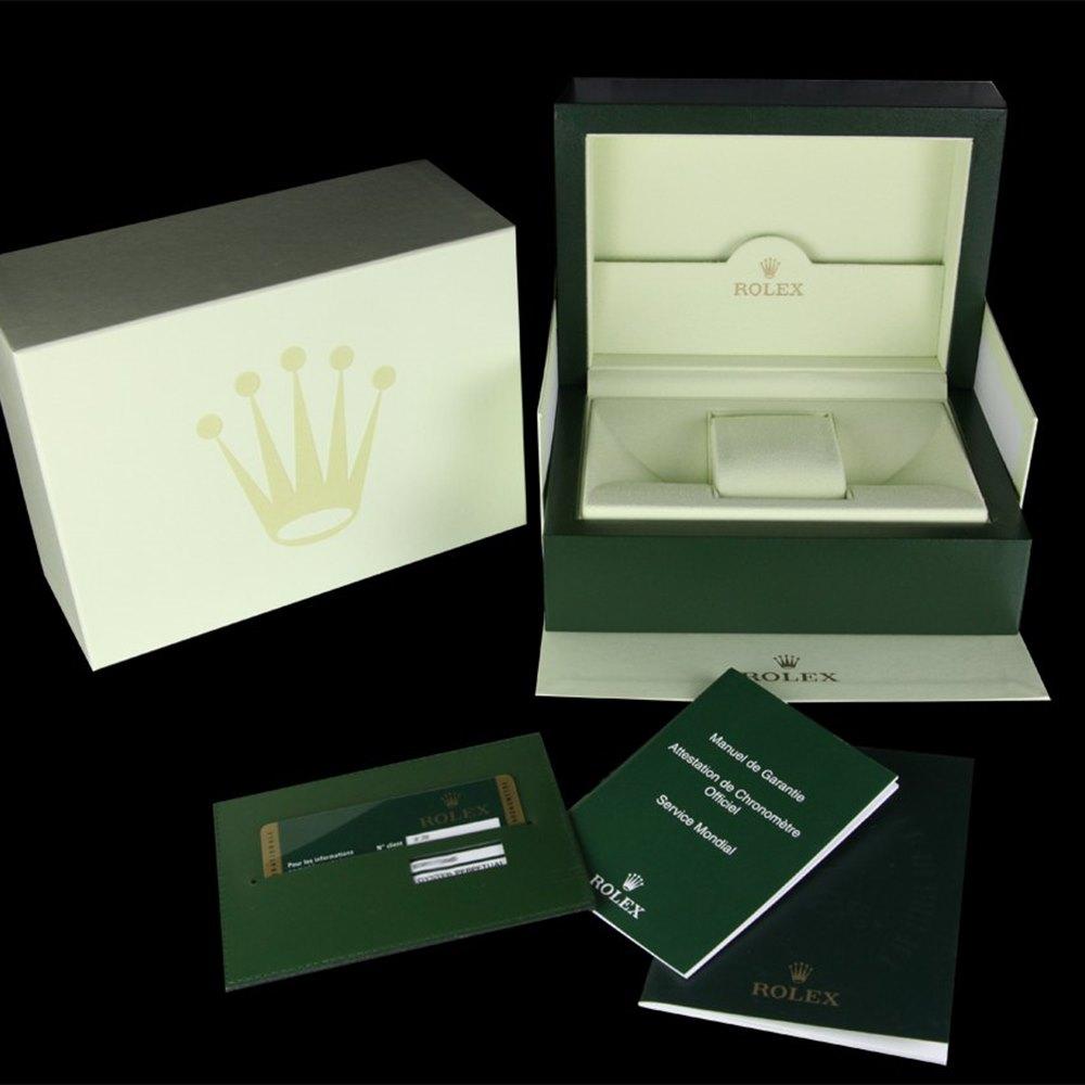 Rolex Day-Date II 18K Rose Gold 218235
