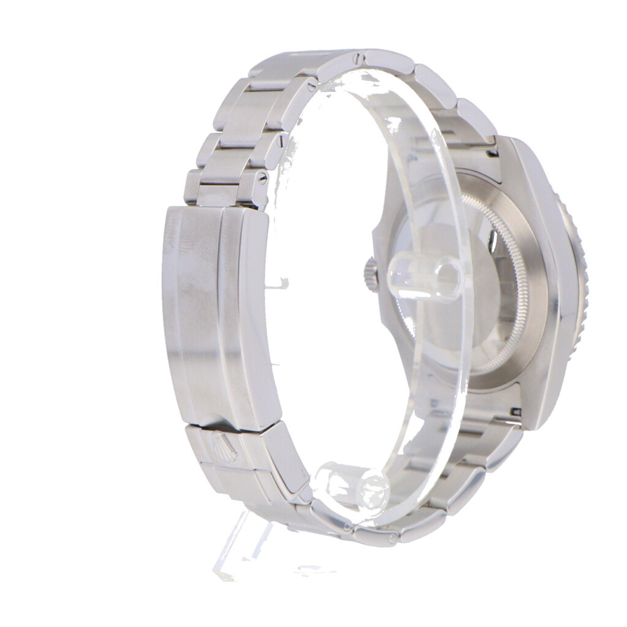 Rolex Submariner Date Stainless Steel 116610LV